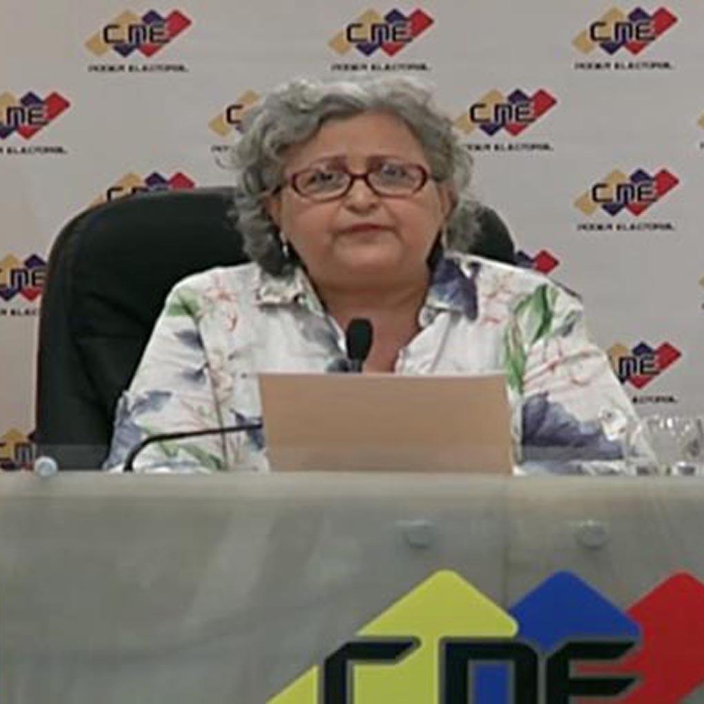 Elecciones municipales 2017 serán el 10 de diciembre