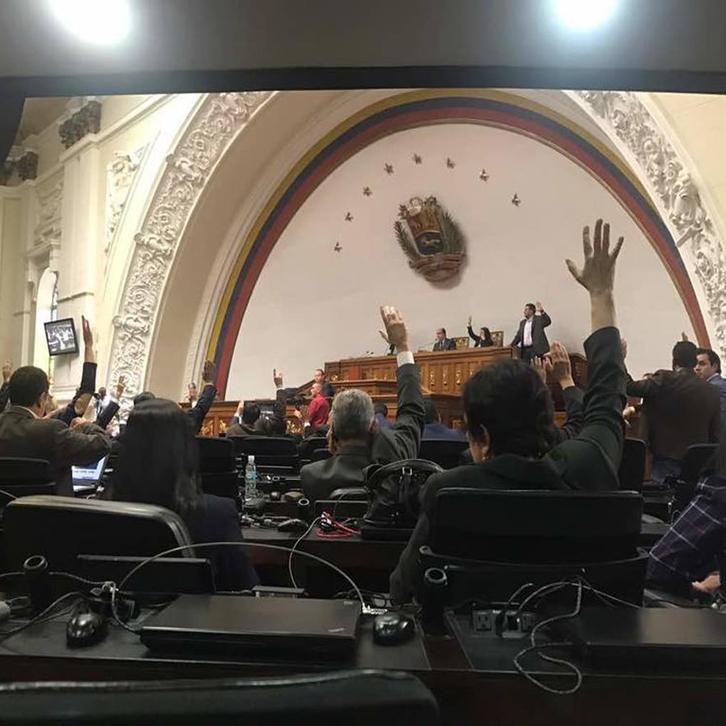 Emergencia sanitaria en Venezuela declarada por la Asamblea Nacional
