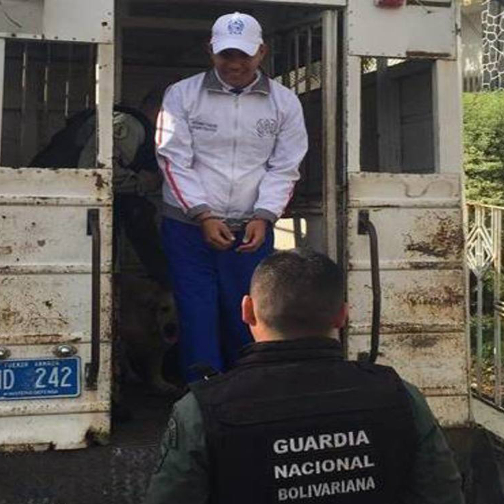 Estudiante de la ULA Carlos Ramírez recibió libertad plena