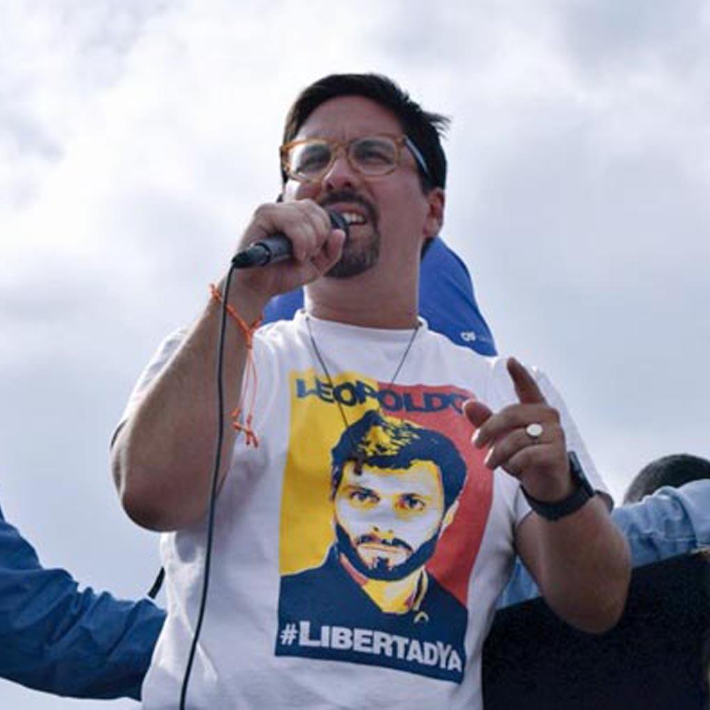 Freddy Guevara hoy ante juicio de merito del TSJ