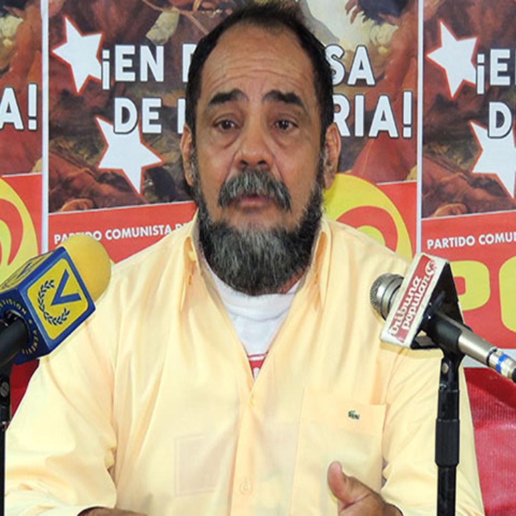 PCV no apoya al candidato del PSUV a la Gobernación de Apure
