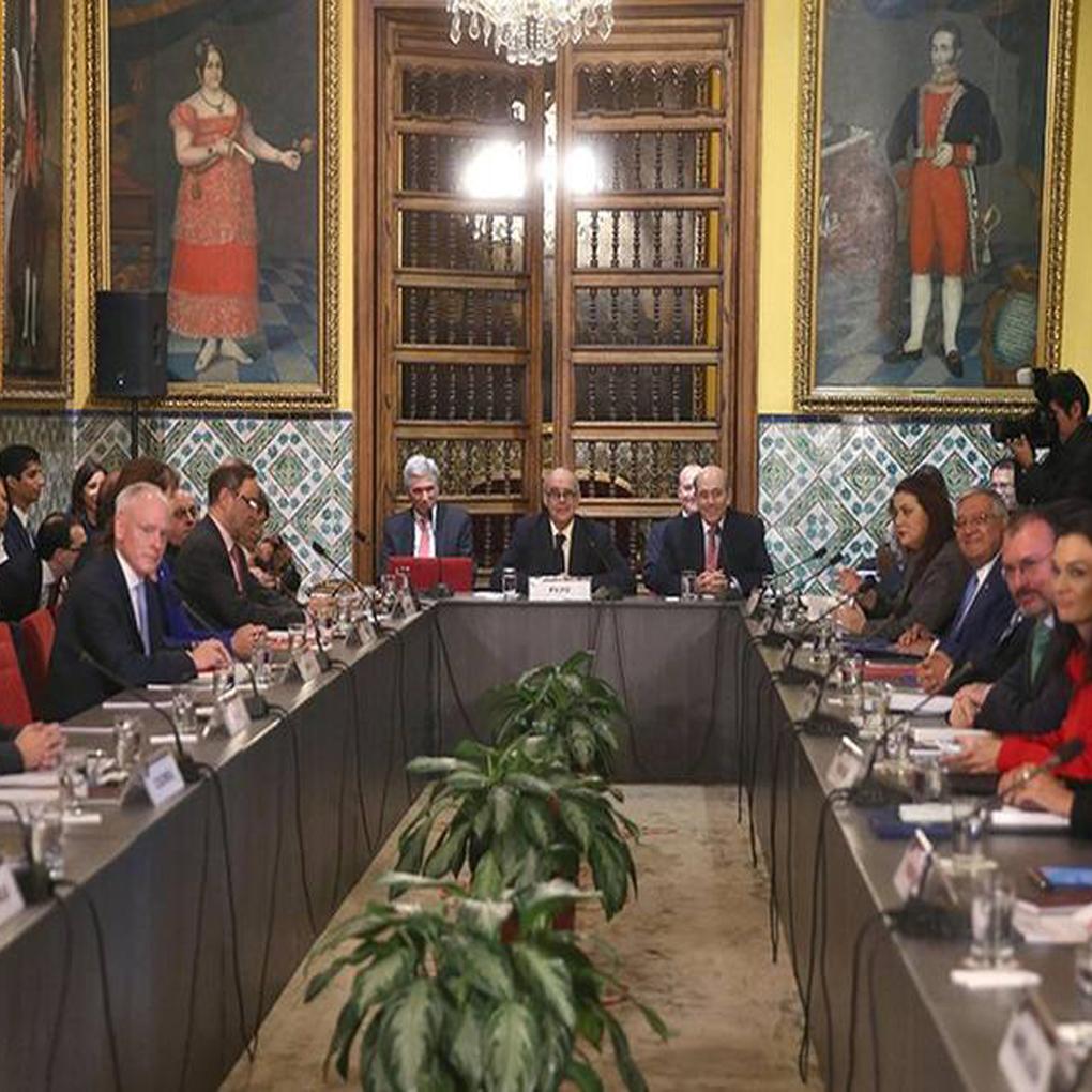 Grupo de Lima abordara crisis de Venezuela el 26 de octubre