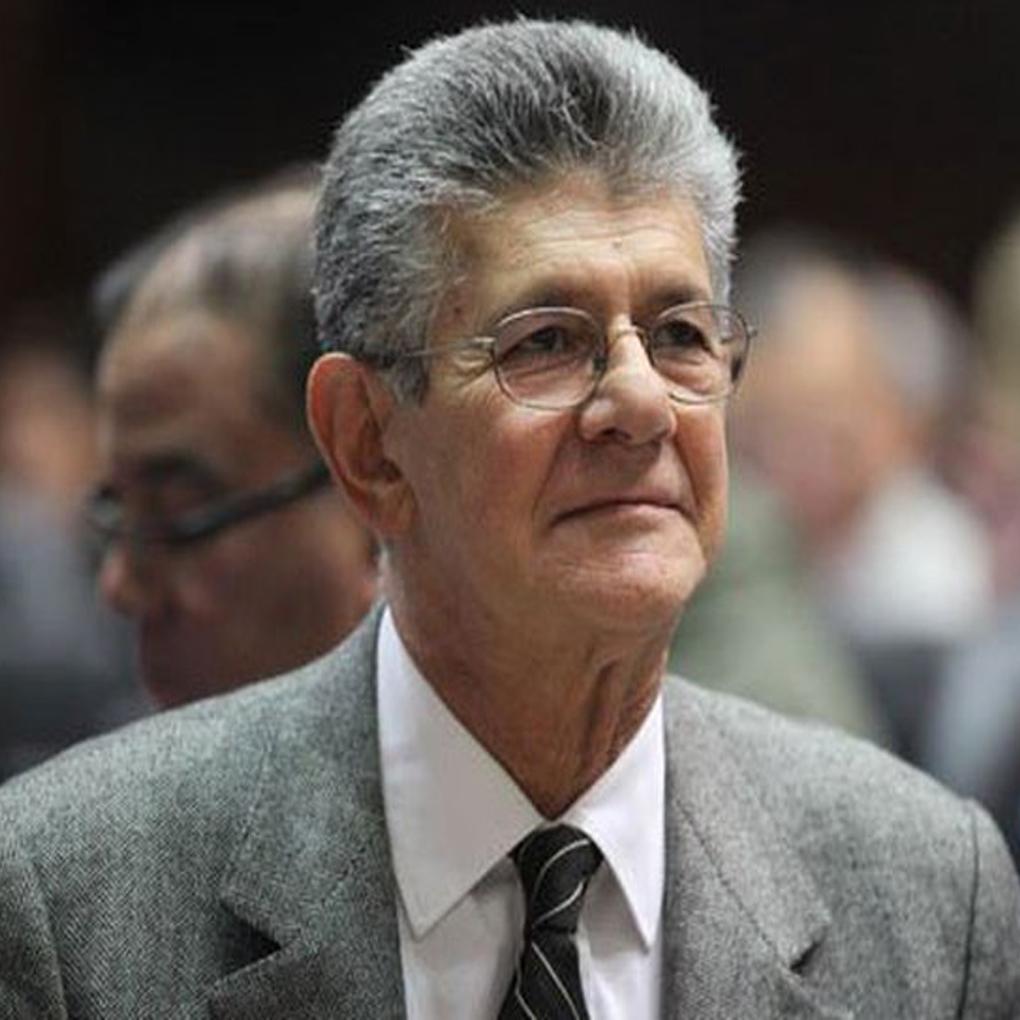 Henry Ramos Allup candidato presidencial de Acción Democrática
