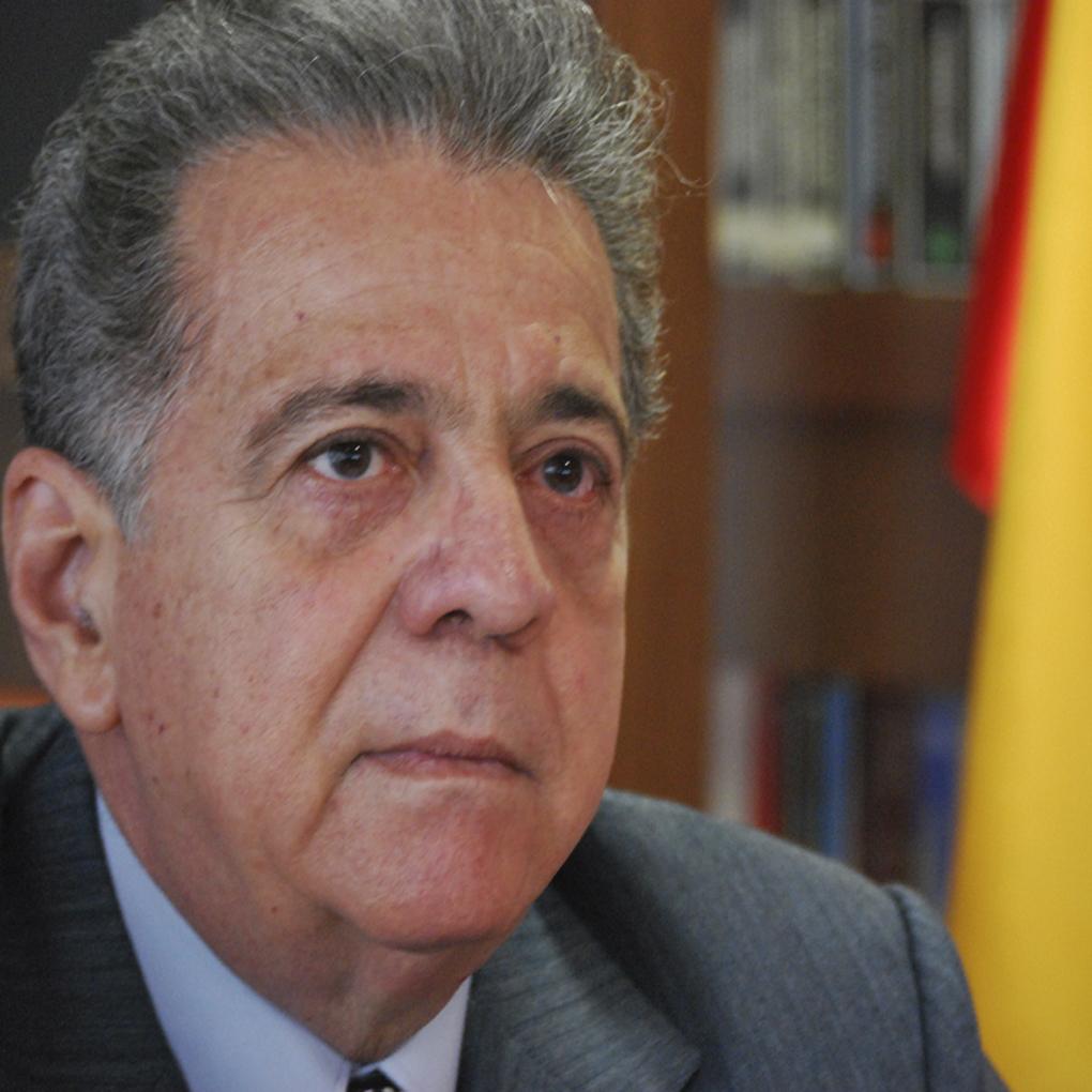 Isaías Rodríguez fue sacado de la directiva de la ANC