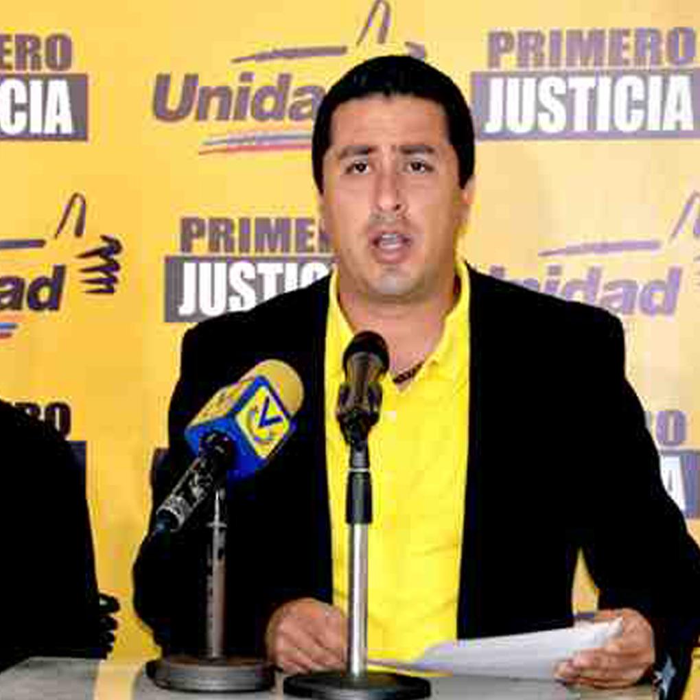 José Ramón Arias no apoyará a Ismael García en Aragua
