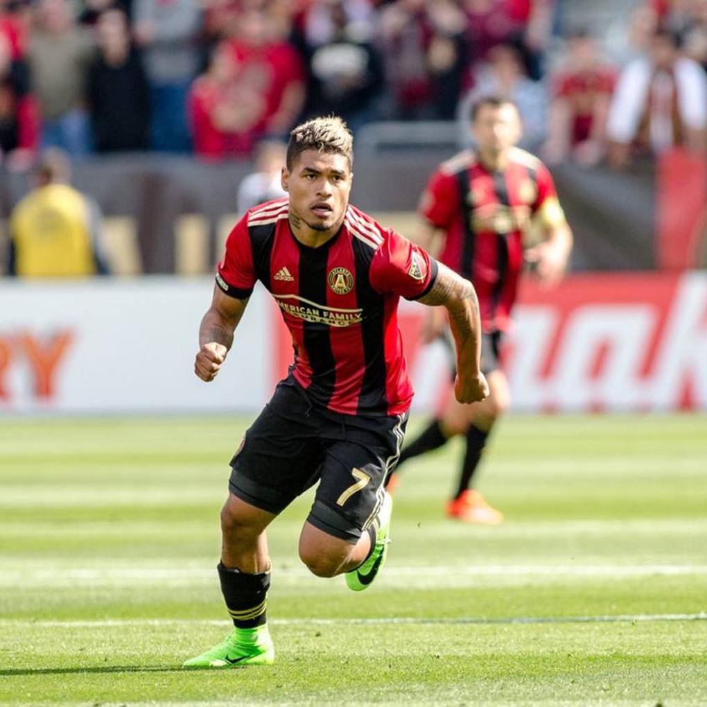Josef Martínez es el jugador del año en la Mayor League Soccer