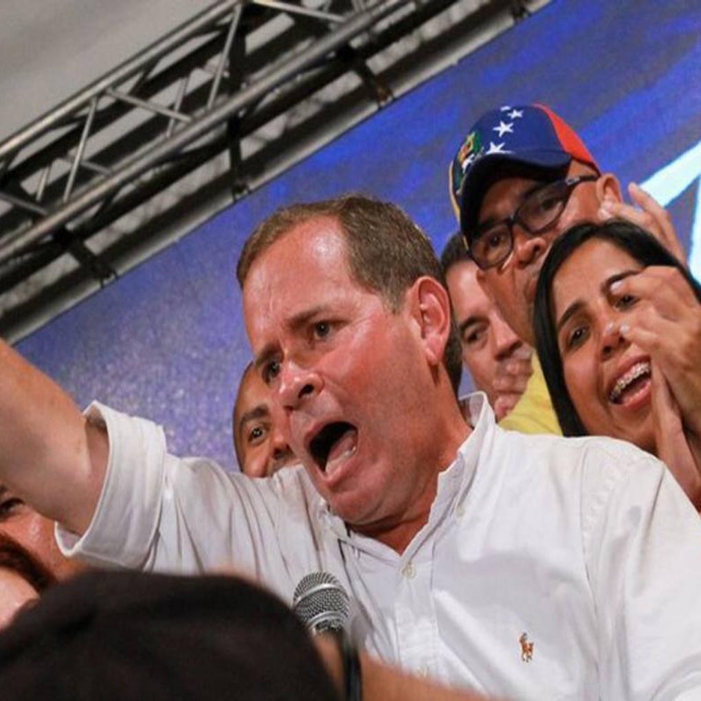 Juan Pablo Guanipa apelará a presión internacional