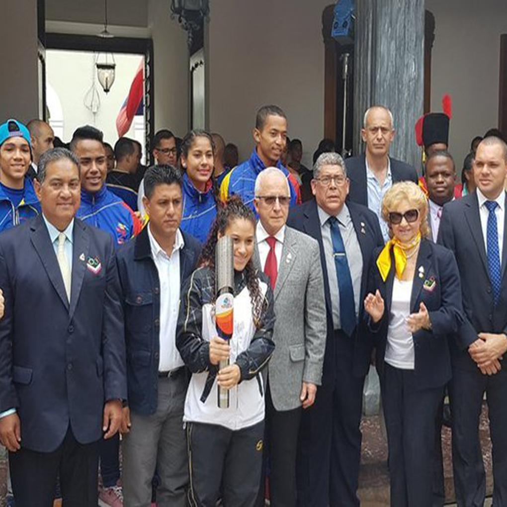 Juegos Deportivos Bolivarianos 2017: Venezuela tendrá 603 atletas
