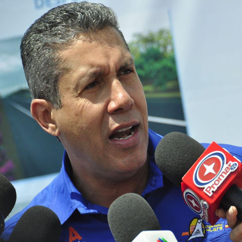 Lorenzo Mendoza es recibido en la lucha política por Henri Falcón