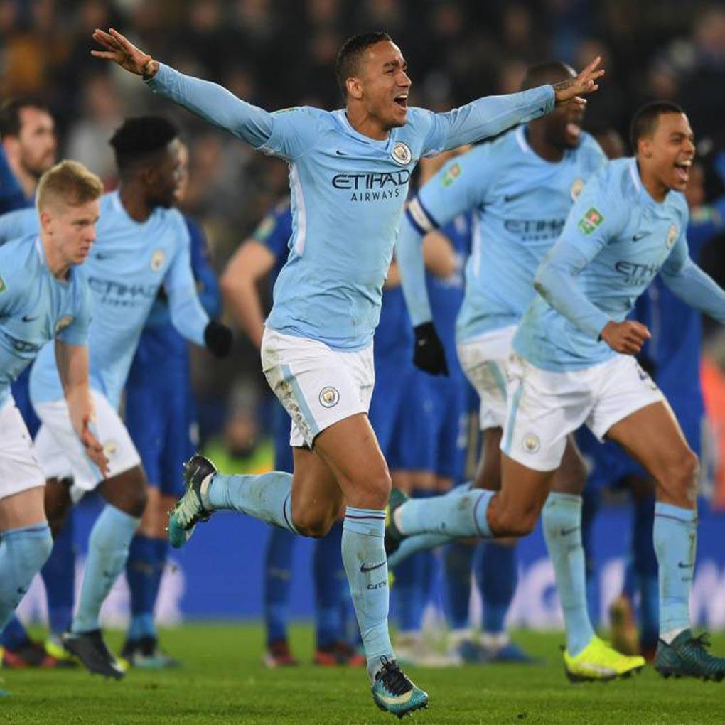 Manchester City resultados de la Premier League