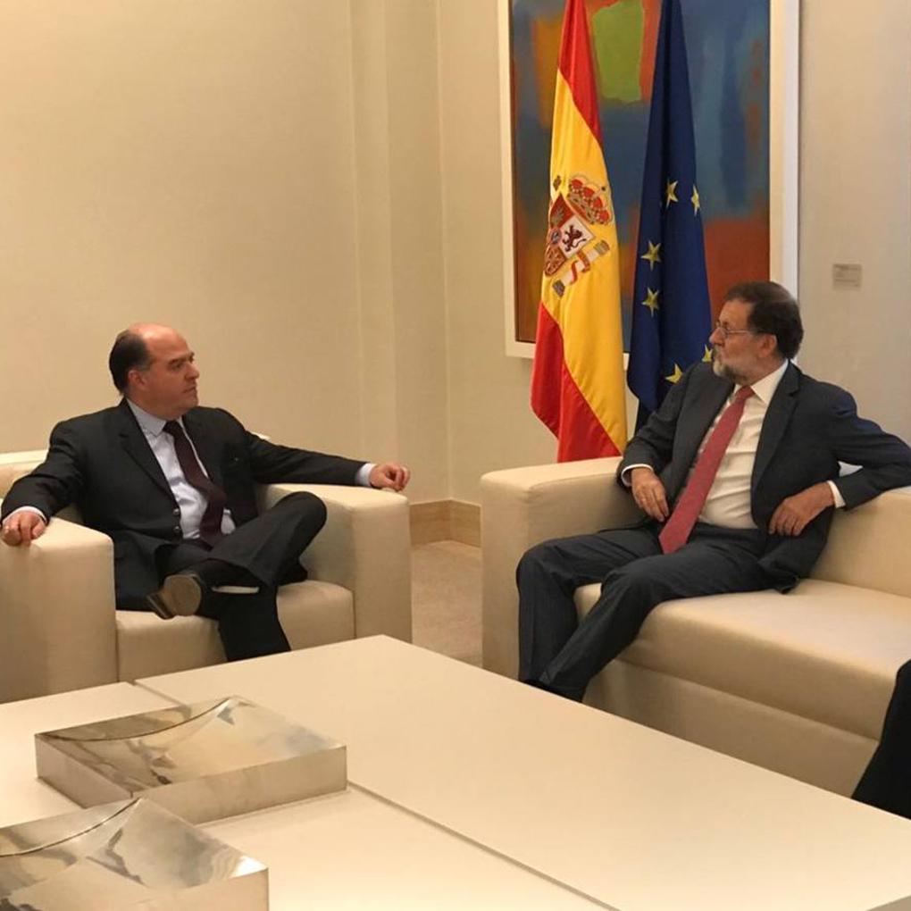 Mariano Rajoy promoverá que Unión Europea sancione al Gobierno