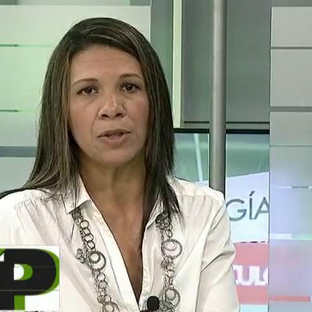 """Mariela Magallanes: """"ANC no puede ser un punto de negociación"""""""