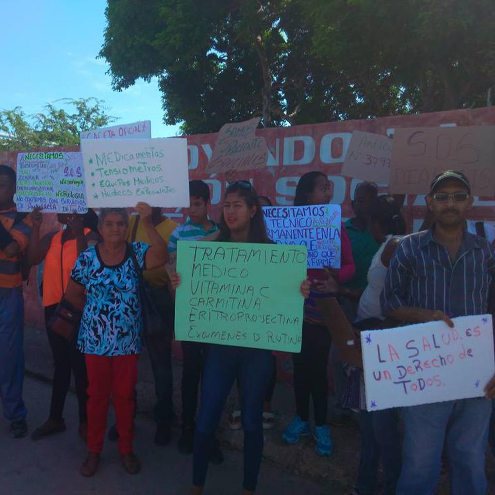 Convocan marcha para exigir medidas humanitarias en Venezuela