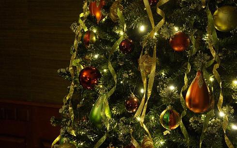 68cbdaaccde En un árbol de navidad y un pesebre se van 28.000 bolívares