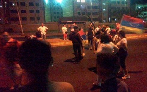 Así esperan a Nicolás Maduro en Guayana