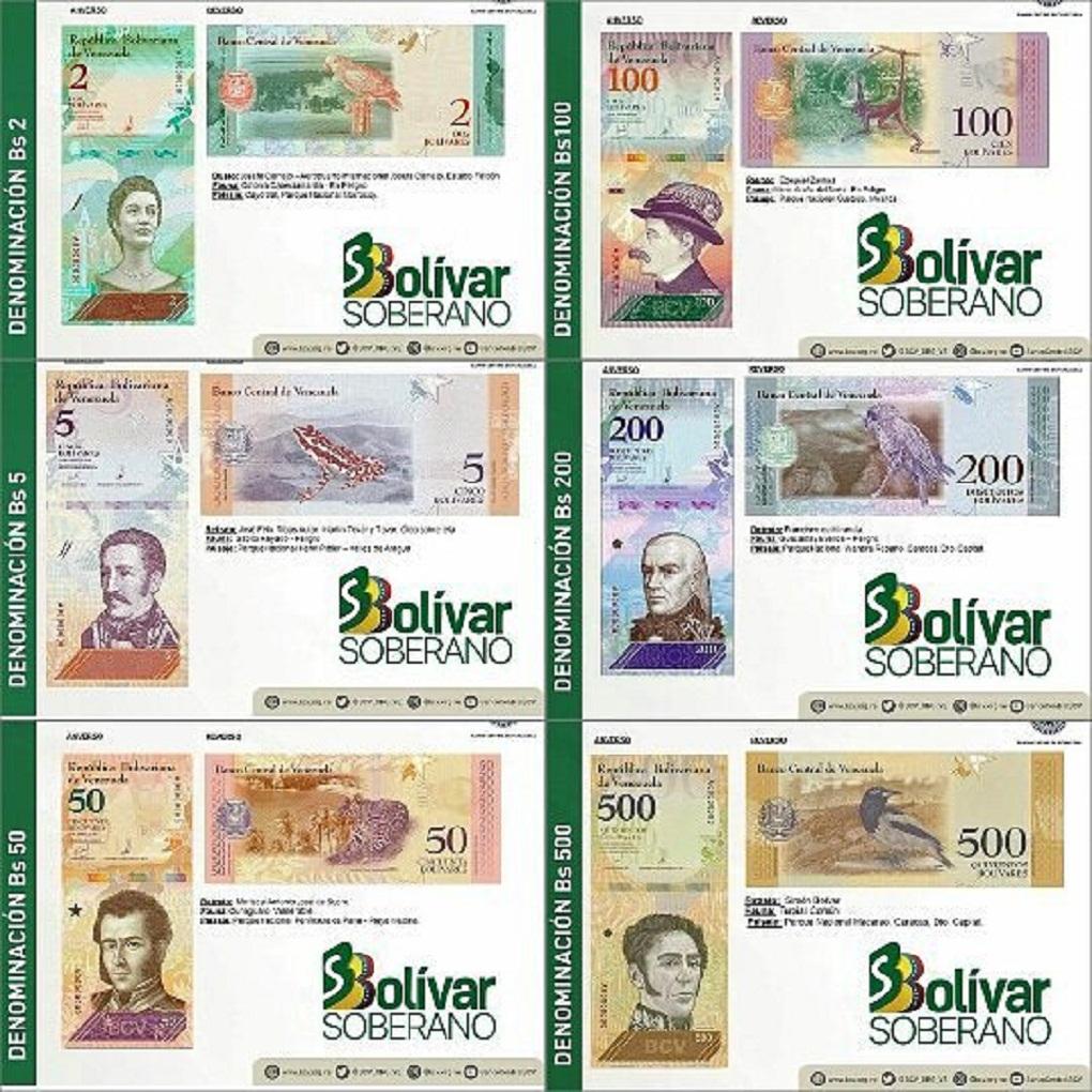 Lo que implica el nuevo cono monetario en Venezuela