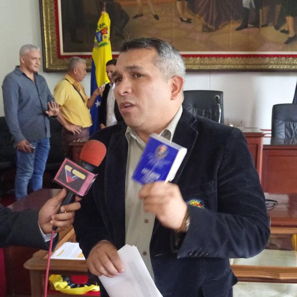 Omar Hernández podría ser proclamado gobernador de Táchira