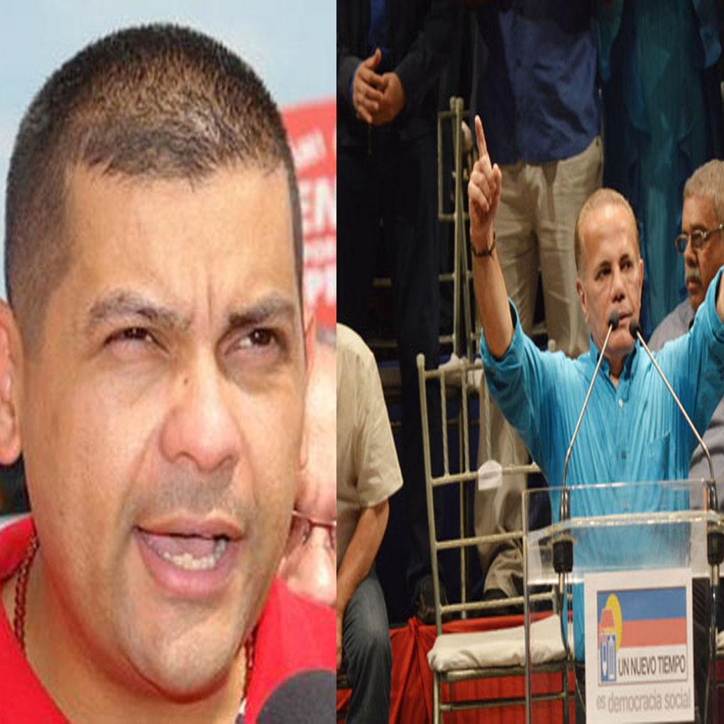 Omar Prieto candidato a la Gobernación del Zulia