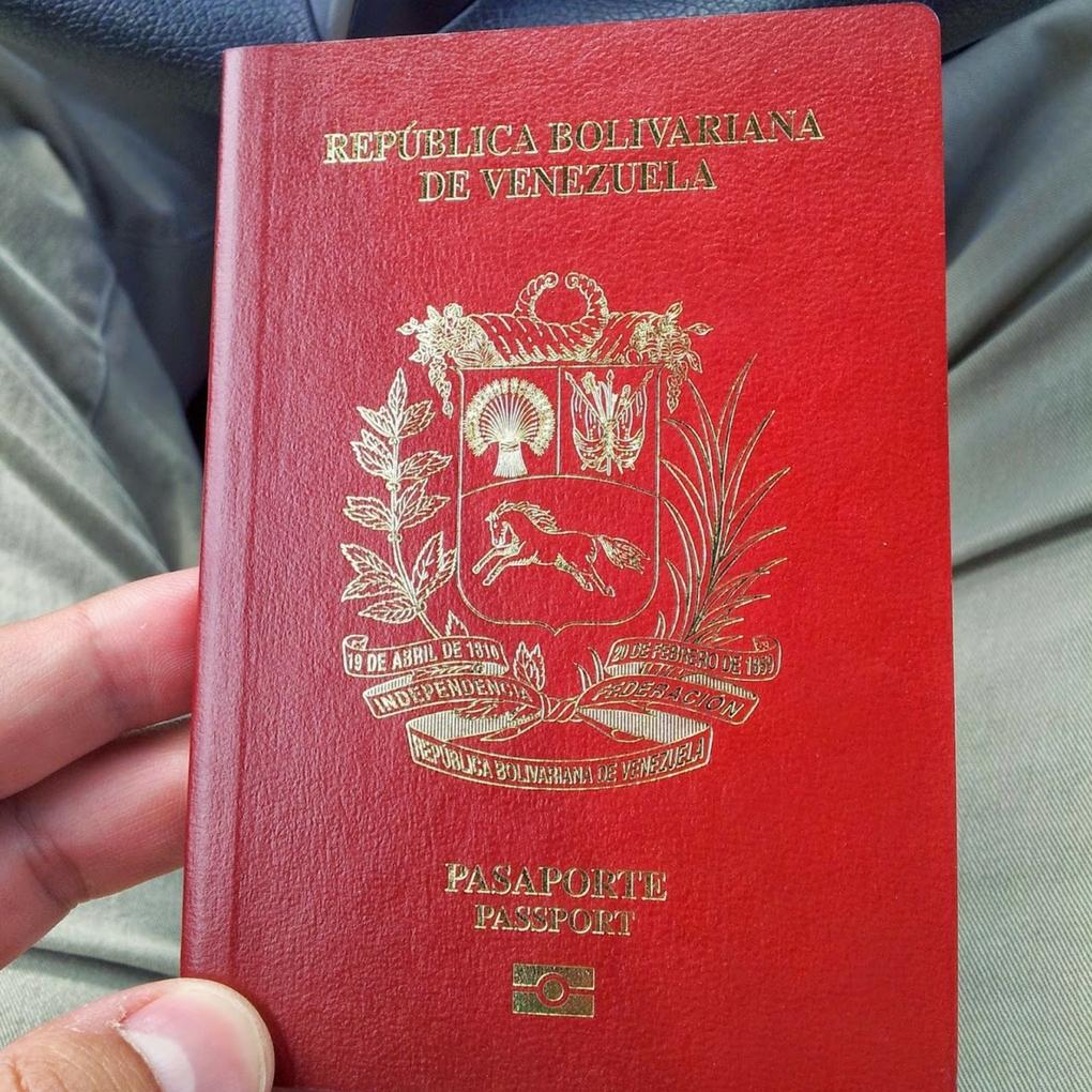 pasaporte saime, pasaporte express, consulado venezolano
