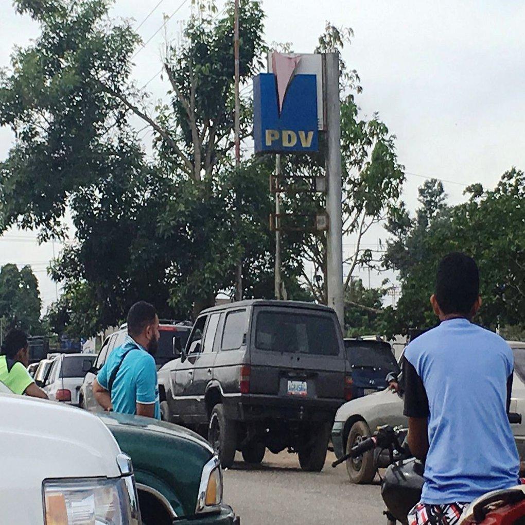 Este es el precio de la gasolina al sur de Bolívar