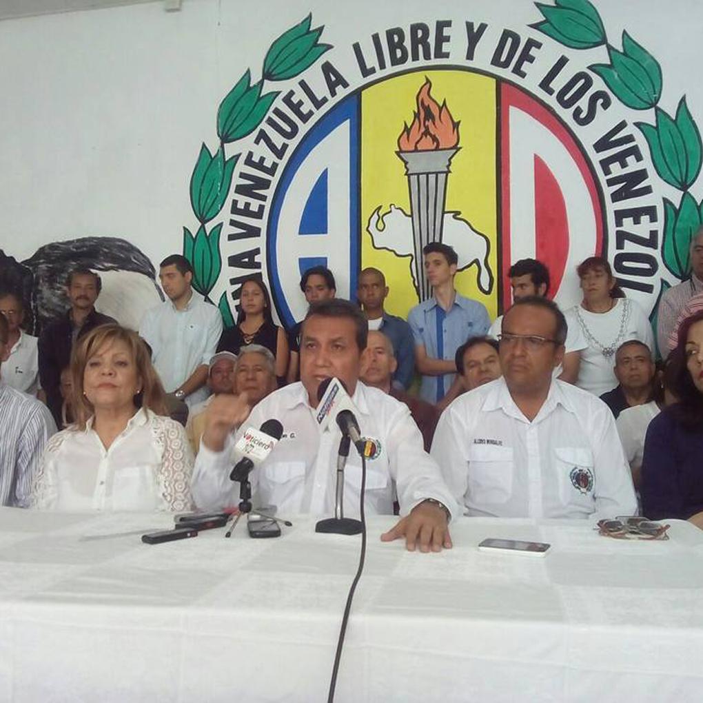 Ramón Guevara podría juramentarse ante la Asamblea Constituyente