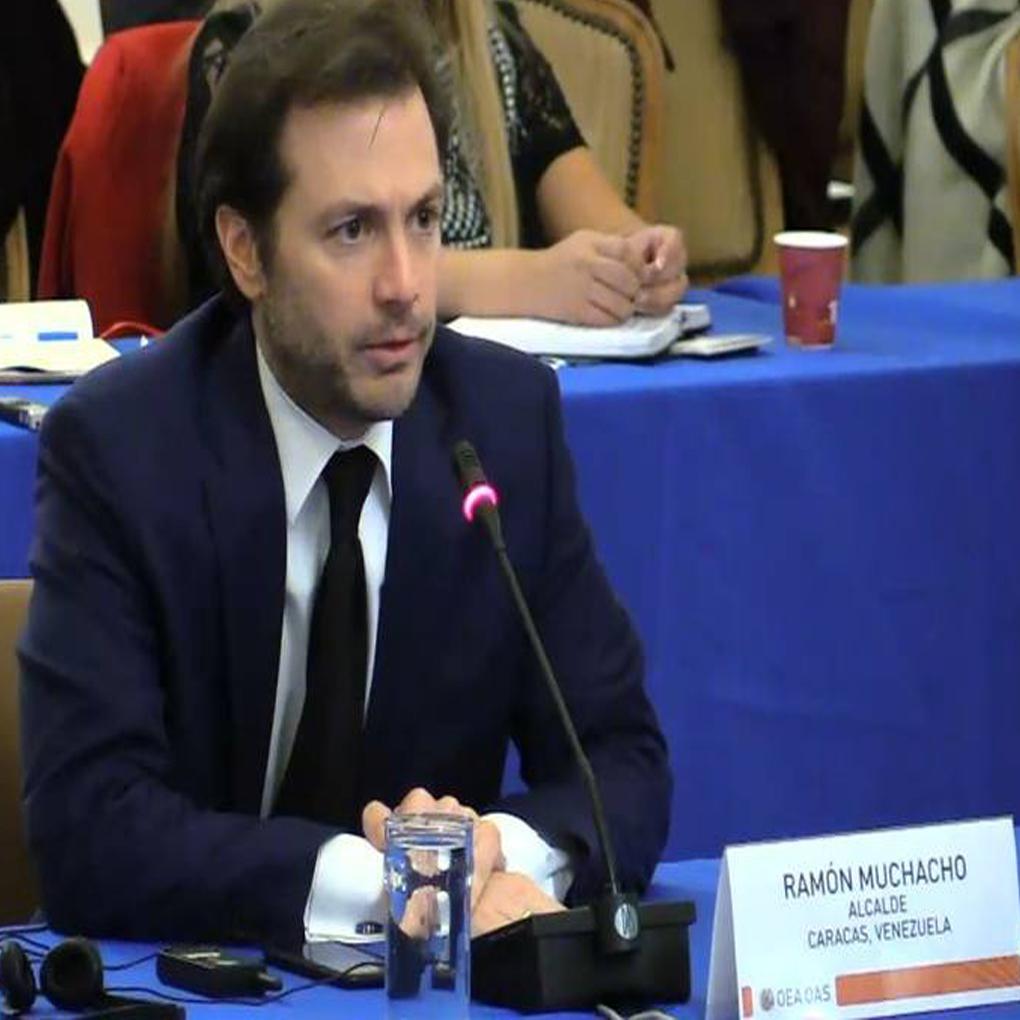 Ramón Muchacho pide llevar al Gobierno de Maduro a la CPI