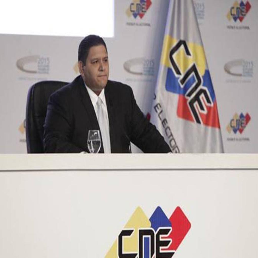 Rector del CNE Luis Emilio Rondón rechaza sentencia del TSJ
