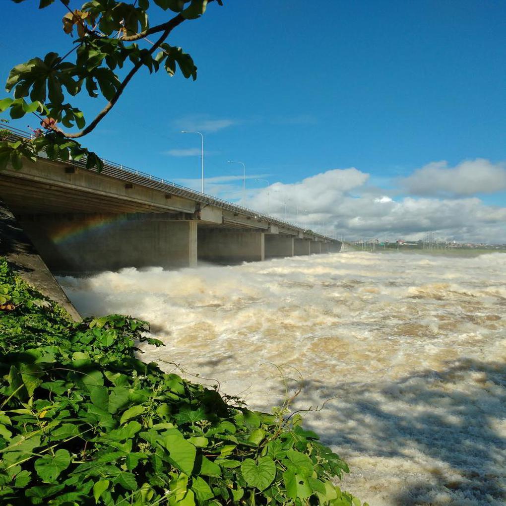 Descarga en represa Macagua y lluvias generan alertas por inundaciones