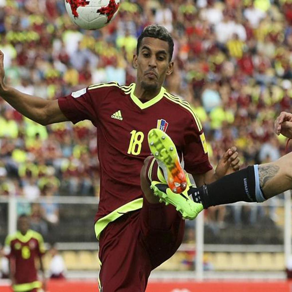 Resultado de la Vinotinto vs Uruguay en San Cristóbal