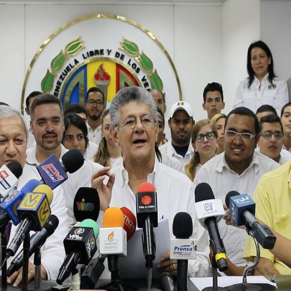 Resultados de las elecciones primarias en Venezuela favorecieron a AD
