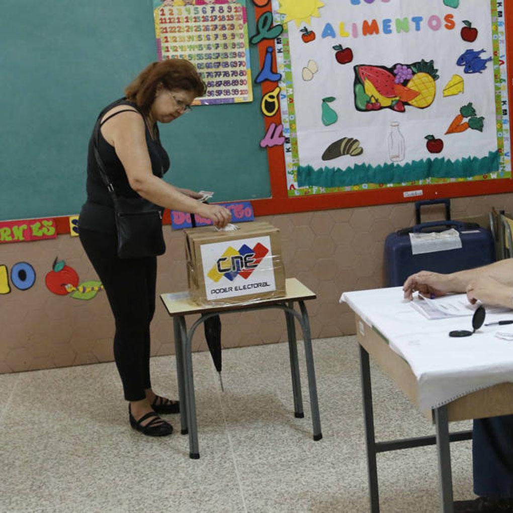 Suspendidas clases por elecciones municipales del 10 de diciembre