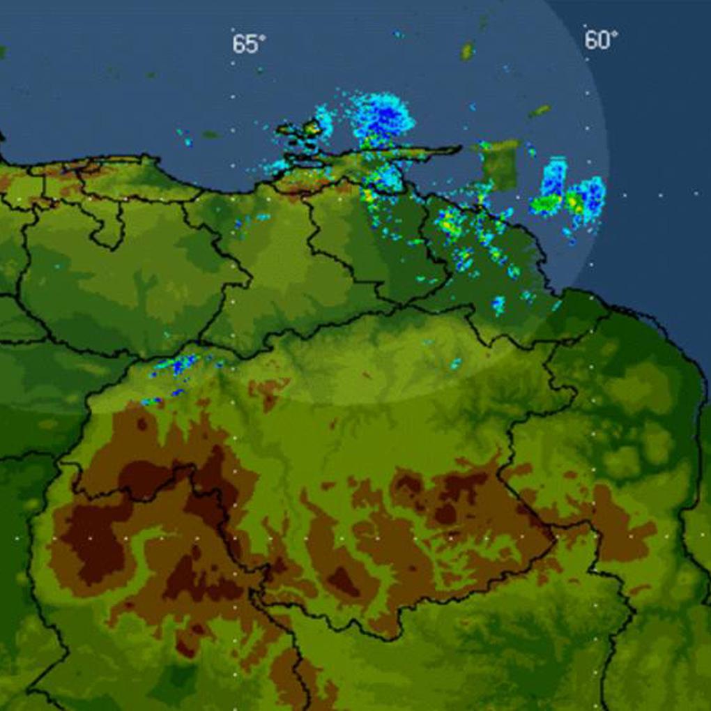 Tormenta en Venezuela Tormenta Tropical Bret 2017