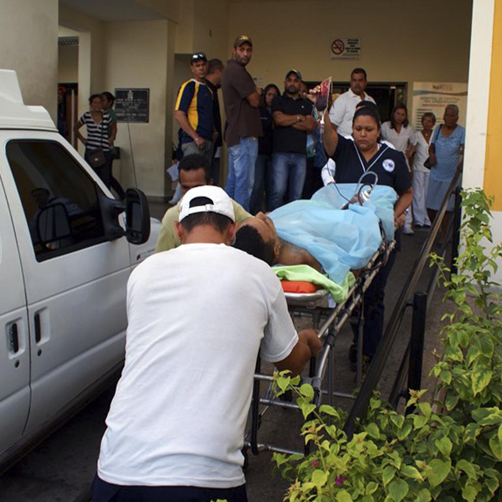 Trancazo maracaibo culmina con un muerto y dos herido