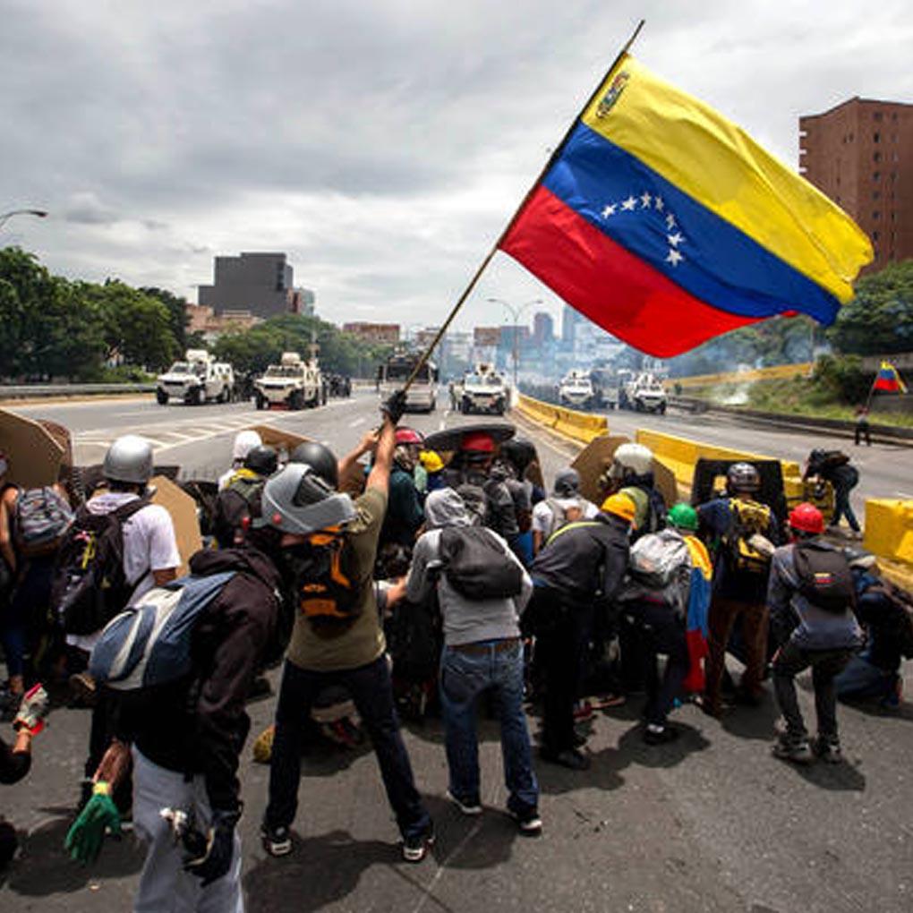 Hechos mas importantes que pasaron en Venezuela en el 2017
