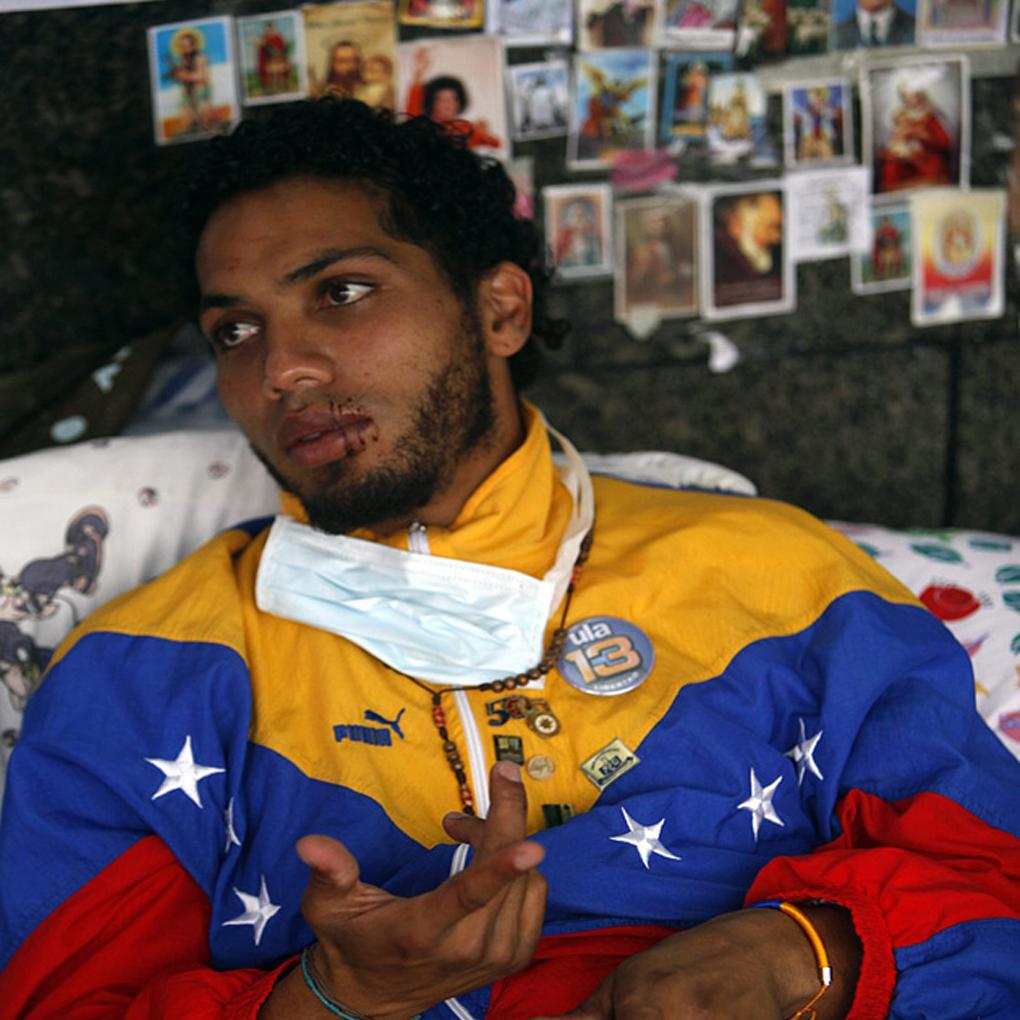 Villca Fernández no recibe atención médica a pesar de su estado de salud
