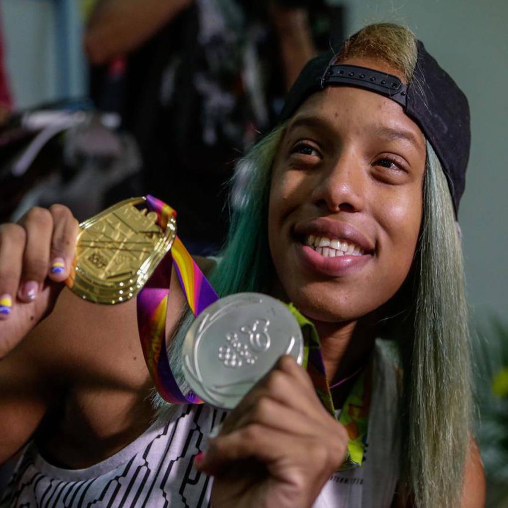 Yulimar Rojas nominada a atleta revelación del año